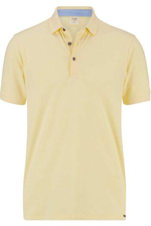 Olymp Heren Korte mouw - Level Five Body Fit Polo shirt Korte mouw , Faux-uni
