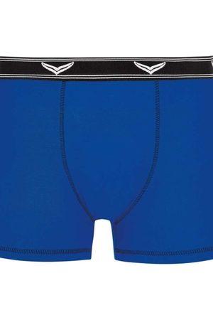 Trigema Heren Shorts - Korte broek koninklijk, Effen
