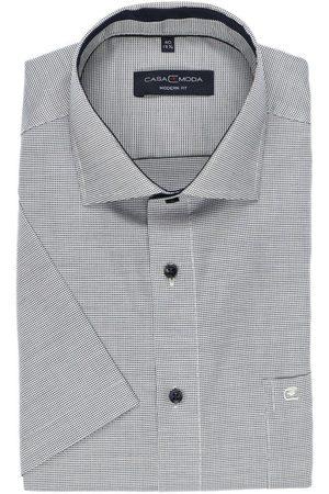 Casa Moda Modern Fit Overhemd Korte mouw , Effen
