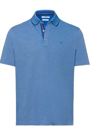 Brax Heren Korte mouw - Modern Fit Polo shirt Korte mouw , Effen