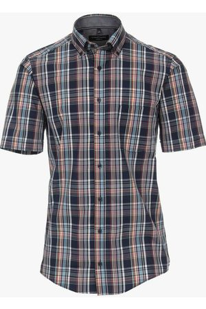 Casa Moda Casual Casual Fit Overhemd Korte mouw / , Ruit