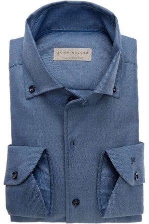 john miller Tailored Fit Overhemd , Effen
