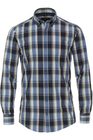 Casa Moda Casual Casual Fit Overhemd / , Ruit