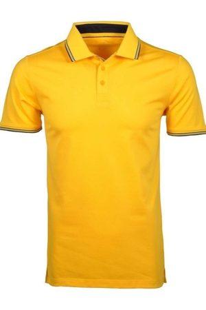 Ragman Softknit Regular Fit Polo shirt Korte mouw , Effen