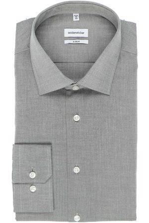 Seidensticker X-Slim Overhemd , Effen