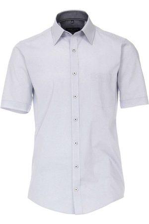 Casa Moda Heren Korte mouwen - Casual Casual Fit Overhemd Korte mouw , Faux-uni