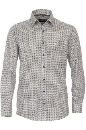 Casa Moda Heren Casual - Casual Comfort Fit Overhemd / , Motief
