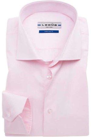 Ledub Tailored Fit Overhemd , Effen