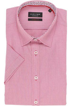 Jupiter Heren Korte mouwen - Modern Fit Overhemd Korte mouw , Gestructureerd