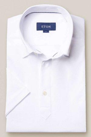 Eton Heren Korte mouw - Contemporary Fit Polo shirt Korte mouw , Effen