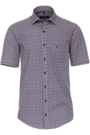 Casa Moda Casual Casual Fit Overhemd Korte mouw / , Motief