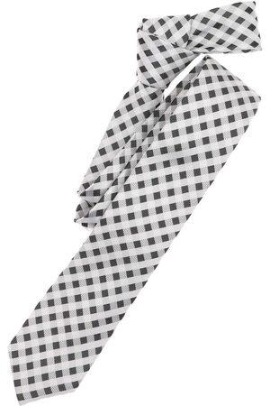 Casa Moda Heren Stropdassen - Slanke stropdas / / , Ruit