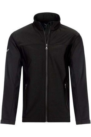 Trigema Heren Sportjassen - Comfort Fit Softshell jas , Effen