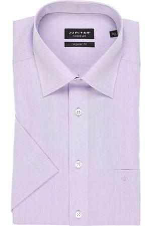 Jupiter Heren Korte mouwen - Regular Fit Overhemd Korte mouw , Effen