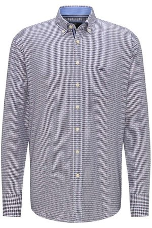 Fynch-Hatton Casual Fit Overhemd , Ruit