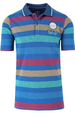 Redmond Regular Fit Polo shirt Korte mouw , Gestreept