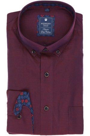 Redmond Casual Regular Fit Overhemd , Herringbone