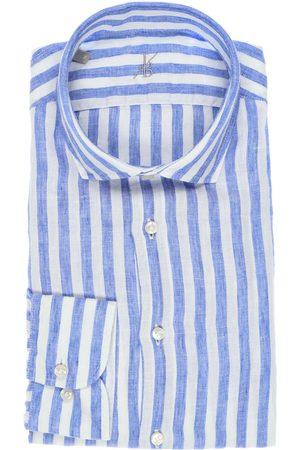 Jacques Britt Heren Zakelijk - Smart Business Perfect Fit Overhemd / , Gestreept