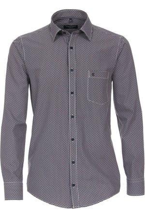 Casa Moda Heren Casual - Casual Casual Fit Overhemd /