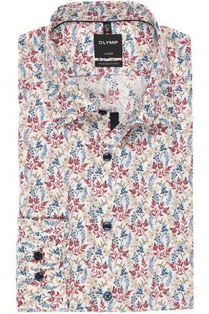 Olymp Luxor Modern Fit Overhemd , Bloemen