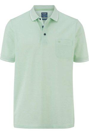 Olymp Heren Korte mouw - Casual Modern Fit Polo shirt Korte mouw , Melange