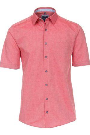 Redmond Casual Regular Fit Overhemd Korte mouw , Effen