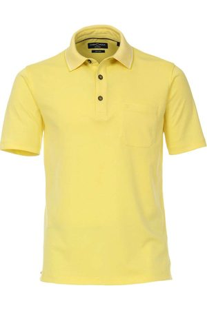 Casa Moda Heren Korte mouw - Polo shirt Korte mouw , Effen