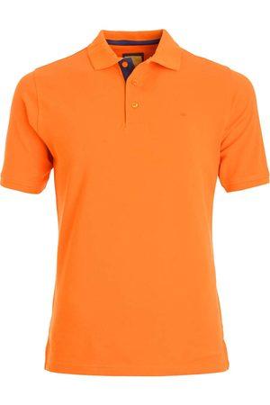 Redmond Heren Korte mouw - Casual Modern Fit Polo shirt Korte mouw / , Effen