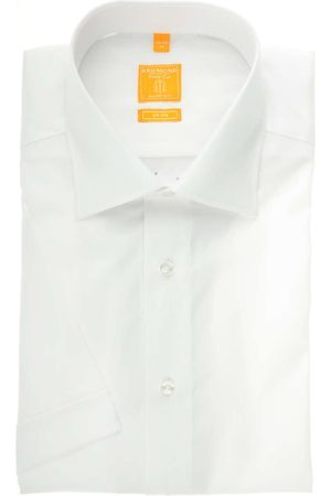 Redmond Heren Korte mouwen - Modern Fit Overhemd Korte mouw , Effen