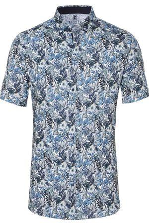 DESOTO Heren Tops - Slim Fit Jersey shirt / , Motief