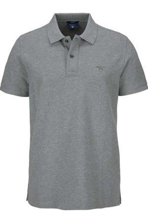 GANT Heren Korte mouw - Original Regular Fit Polo shirt Korte mouw , Melange