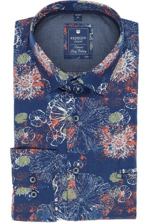 Redmond Casual Regular Fit Overhemd / / , Motief