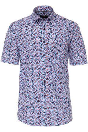 Casa Moda Comfort Fit Overhemd Korte mouw / , Motief