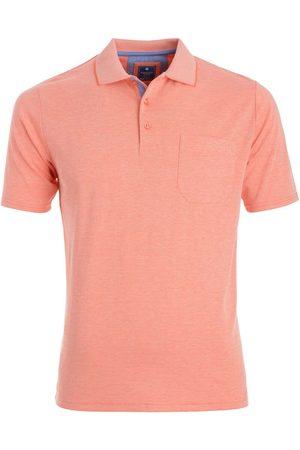 Redmond Heren Korte mouw - Polo shirt Korte mouw , Effen