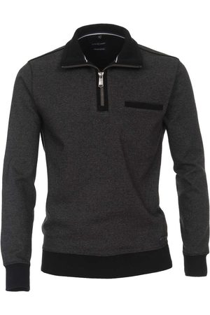 Casa Moda Heren Casual - Casual Casual Fit Troyer / , Motief