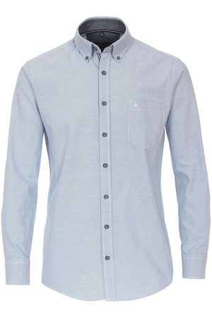 Casa Moda Heren Casual - Casual Comfort Fit Overhemd , Effen