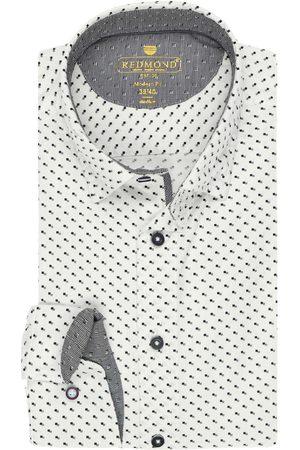 Redmond Modern Fit Overhemd / , Motief