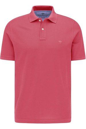 Fynch-Hatton Heren Korte mouw - Casual Fit Polo shirt Korte mouw , Effen