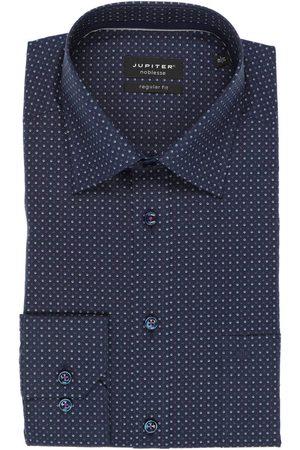 Jupiter Heren Lange mouwen - Regular Fit Overhemd / , Motief