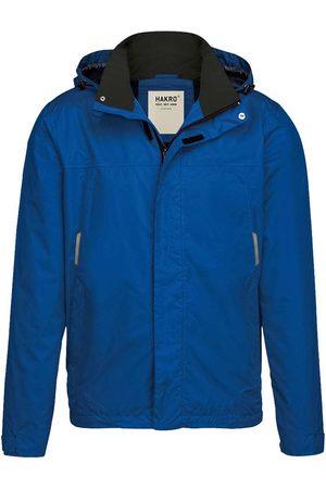 HAKRO Heren Regenkleding - 862 Regular Fit regenjas koningsblauw, Effen