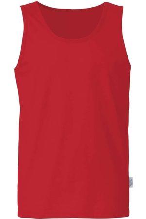 Trigema Heren Onderhemden & Shirts - Comfort Fit Onderhemd kers, Effen