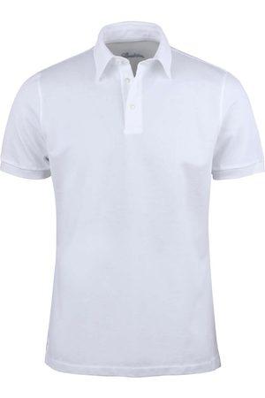 Stenströms Slimline Polo shirt Korte mouw , Effen