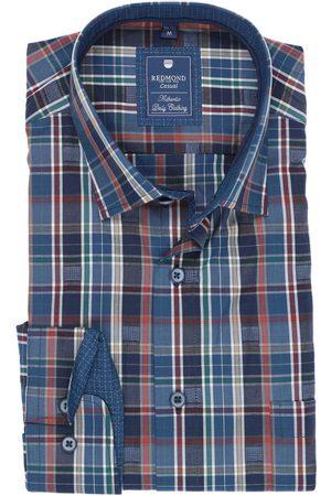 Redmond Casual Regular Fit Overhemd / / , Ruit