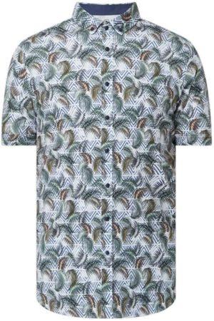 DESOTO Slim Fit Jersey shirt / , Motief