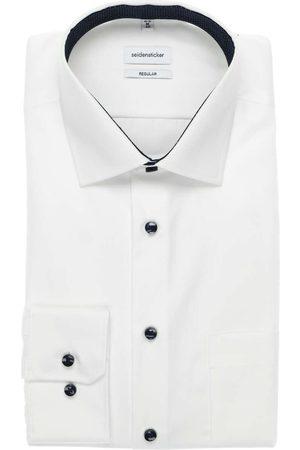 Seidensticker Modern Fit Overhemd , Effen