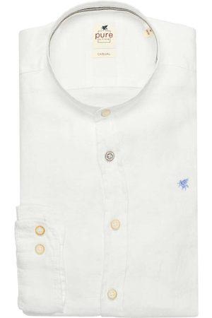 Pure Slim Fit Overhemd , Effen