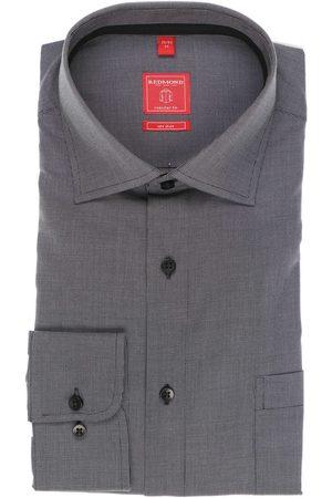 Redmond Regular Fit Overhemd / , Fijne strepen
