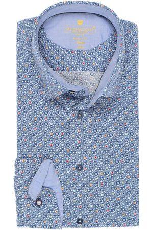 Redmond Modern Fit Overhemd , Motief