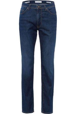 Brax Ultralight Straight Fit Jeans donkerblauw, Effen