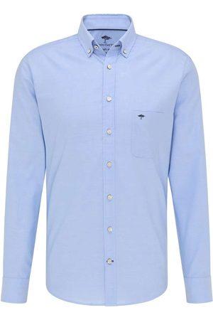 Fynch-Hatton Casual Fit Overhemd , Effen
